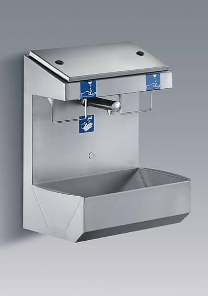 מתקן לשטיפת ידיים מדגם wr-sds-a
