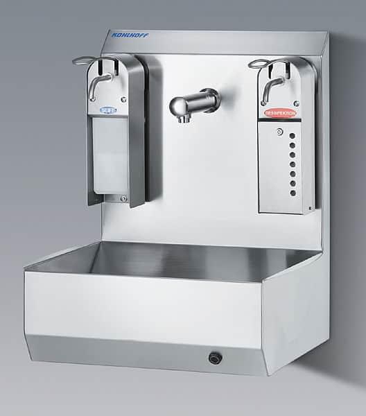 מתקן לשטיפת ידיים מדגם we-eco-1